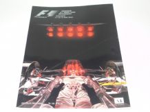 AUSTRIAN GP F1 2001 race program